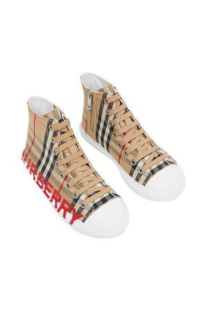 Sneakers Vintage Check Burberry Kids  BURBERRY KIDS | 12 | 8027071A7026