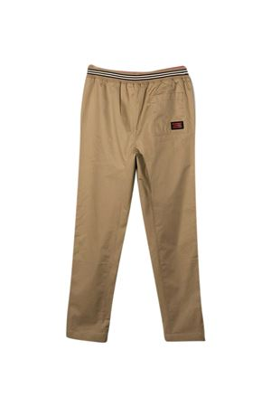 Pantaloni beige teen Burberry kids BURBERRY KIDS | 9 | 8030128A1366T