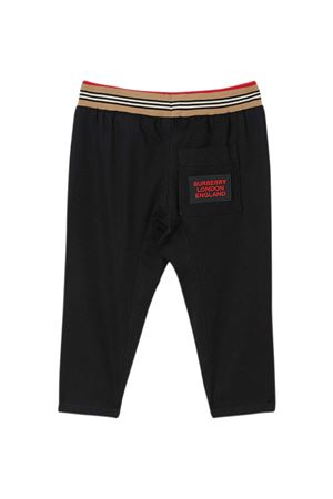Burberry kids black trousers  BURBERRY KIDS | 9 | 8030130A1189