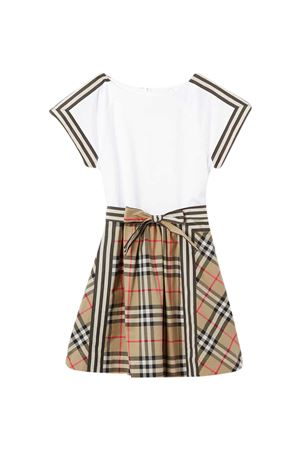 White dress Burberry Kids BURBERRY KIDS | 11 | 8033572A7028