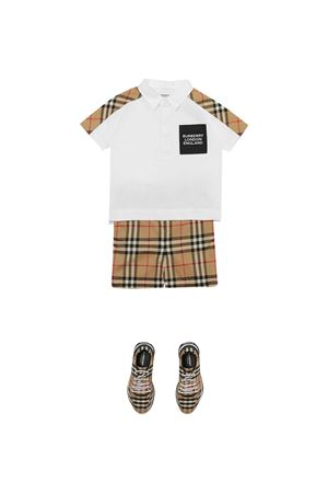 Polo bianca Burberry Kids BURBERRY KIDS | 2 | 8036422A1464