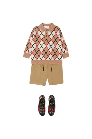 Beige shorts Burberry Kids BURBERRY KIDS | 30 | 8036433A1366