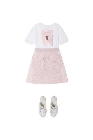 Gonna rosa Burberry Kids BURBERRY KIDS | 15 | 8036535A4463
