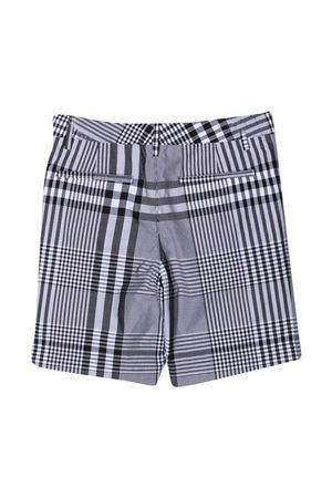 Shorts a quadretti Burberry kids BURBERRY KIDS | 30 | 8038346A1003