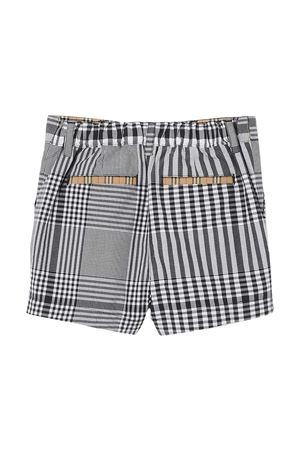 Shorts sartoriali a quadri Burberry kids BURBERRY KIDS | 30 | 8038361A1003