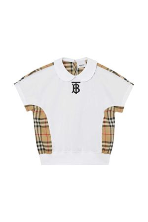 T-shirt con monogramma Burberry kids BURBERRY KIDS | 2 | 8038550A7028