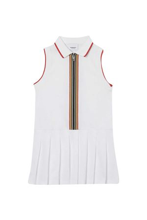 Dress with iconic Burberry kids striped pattern BURBERRY KIDS | 11 | 8039662A1464