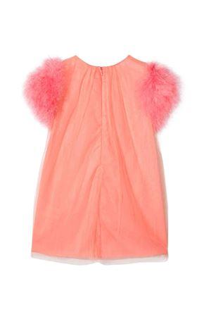Apricot dress teen Charabia kids  CHARABIA   11   S1212444PT