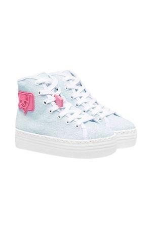 Sneakers bianche Chiara Ferragni kids CHIARA FERRAGNI KIDS | 12 | CFB070017