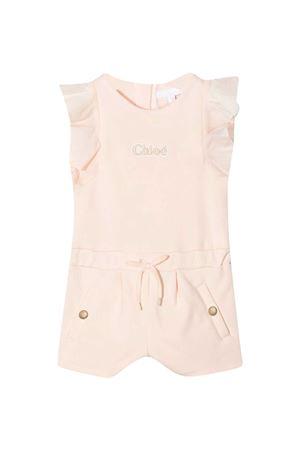 Pagliaccetto rosa Chloé kids CHLOÉ KIDS | -1617276553 | C0418145F
