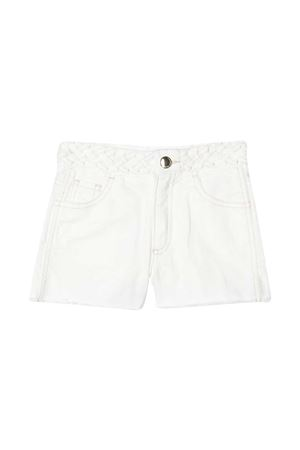 White shorts Chloè kids  CHLOÉ KIDS | 30 | C14662117