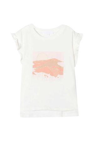 White T-shirt teen Chloè kids  CHLOÉ KIDS | 8 | C15B68117T
