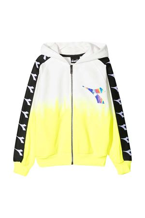 Diadora Junior white sweatshirt  DIADORA JUNIOR   -108764232   026956023