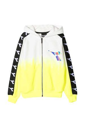 White sweatshirt teen Diadora Junior DIADORA JUNIOR   -108764232   026956023T