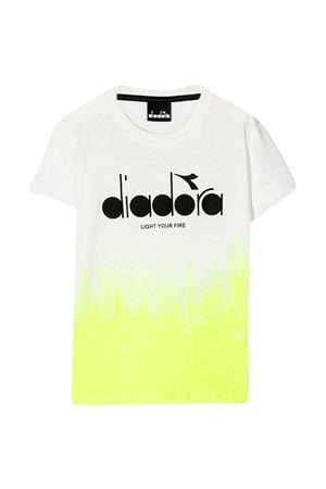 T-shirt bianca Diadora kids DIADORA JUNIOR | 8 | 026958023