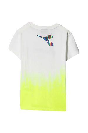 T-shirt bianca teen Diadora kids DIADORA JUNIOR | 8 | 026958023T
