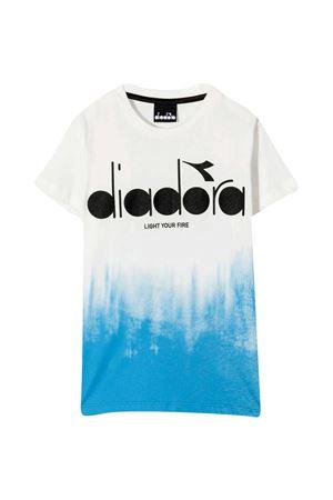 T-shirt con fantasia tie dye Diadora junior DIADORA JUNIOR | 8 | 026958051