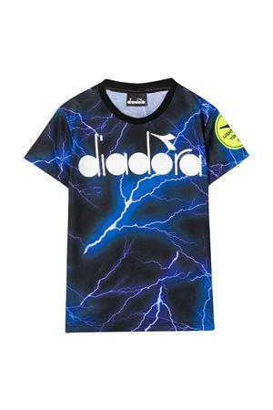 T-shirt blu Diadora kids DIADORA JUNIOR | 8 | 026969110/43