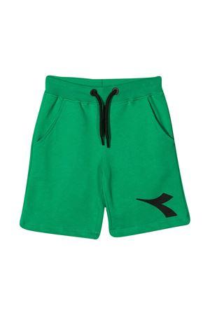Diadora Junior green shorts DIADORA JUNIOR | 5 | 026984080