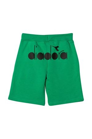 Shorts verdi Diadora Junior DIADORA JUNIOR | 5 | 026984080
