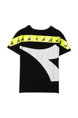 T-shirt nera Diadora kids DIADORA JUNIOR | 8 | 026990110