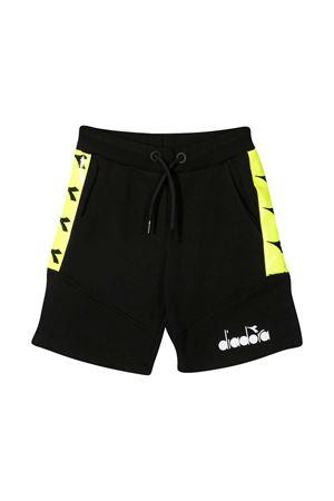 Shorts neri Diadora Junior DIADORA JUNIOR | 5 | 026994110