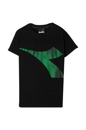 T-shirt teen con stampa Diadora junior DIADORA JUNIOR | 8 | 027012110T