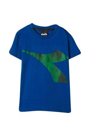T-shirt teen con stampa Diadora junior DIADORA JUNIOR | 8 | 027012130T