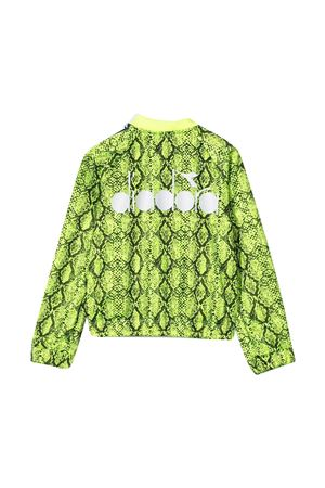 Teen bomber jacket with junior Diadora print DIADORA JUNIOR | -108764232 | 027311023T