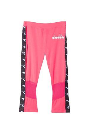 Diadora Junior fluo pink trousers DIADORA JUNIOR | 411469946 | 027319134