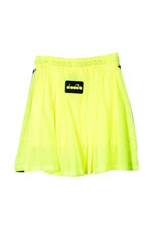 Diadora kids fluo yellow teen skirt  DIADORA JUNIOR | 15 | 027321023T
