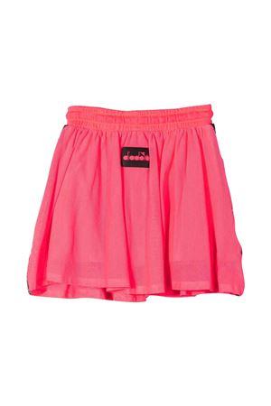 Diadora kids fluo pink teen skirt  DIADORA JUNIOR | 15 | 027321134T