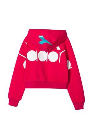 Diadora Junior fuchsia sweatshirt  DIADORA JUNIOR | -108764232 | 027324044