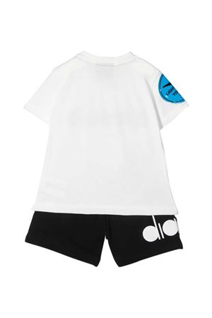 Set di T-shirt con stampa Diadora junior DIADORA JUNIOR | 42 | 027418002/05