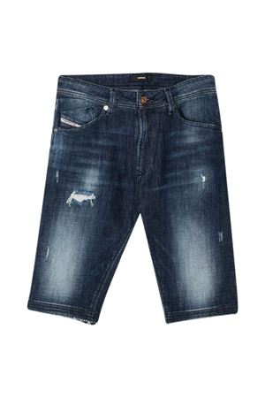 Diesel Kids slim denim shorts DIESEL KIDS   30   00J3VWKXB8EK01