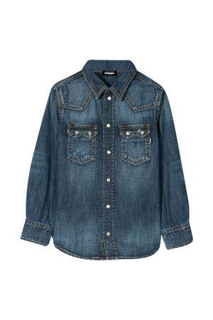Shirt in denim Diesel Kids  DIESEL KIDS | 6 | 00J4QNKXB3FK01