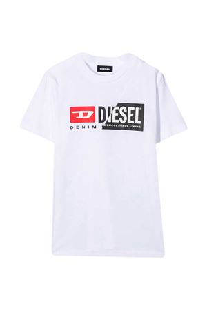T-shirt bianca Diesel Kids DIESEL KIDS | 8 | 00J4YH00YI9K100