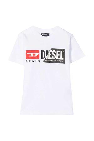 T-shirt bianca Diesel Kids DIESEL KIDS | 8 | 00K28N00YI9K100