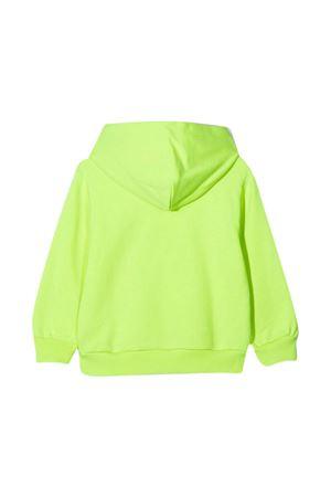 Fluorescent green Diesel Kids sweatshirt  DIESEL KIDS | -108764232 | J0004500YI8K51B
