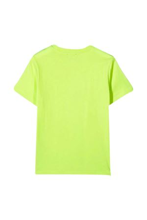 Fluorescent green Diesel kids t-shirt  DIESEL KIDS | 8 | J0011200YI9K51BT