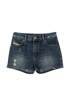 Shorts in denim teen Diesel kids DIESEL KIDS | 30 | J00153KXB8BK01T