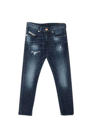 Jeans blu Diesel kids DIESEL KIDS | 9 | J00155KXB8EK01