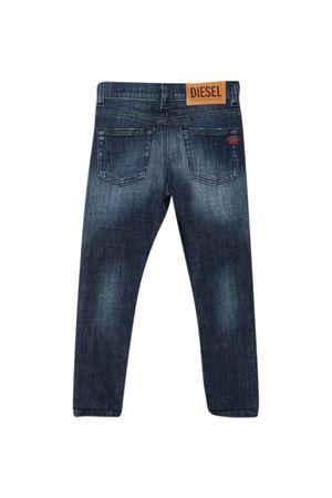 Jeans blu teen Diesel kids DIESEL KIDS   9   J00155KXB8EK01T