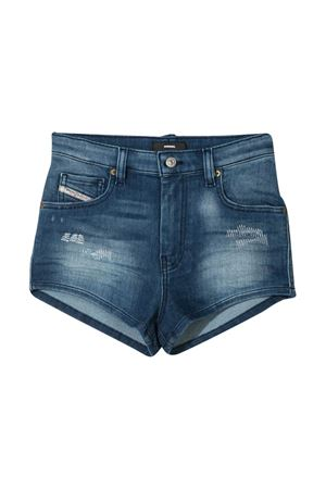 Shorts in denim teen Diesel Kids DIESEL KIDS | 30 | J00199KXB7VK01T