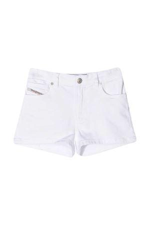 White shorts Diesel kids  DIESEL KIDS | 30 | J00205KXB7QK100