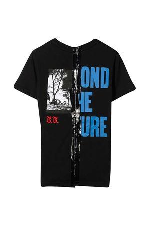 T-shirt nera teen Diesel kids DIESEL KIDS | 8 | J004310CATMK900T