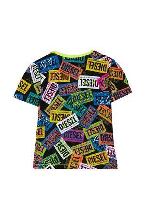 T-shirt verde Diesel Kids DIESEL KIDS | 8 | K00060KYARPK900