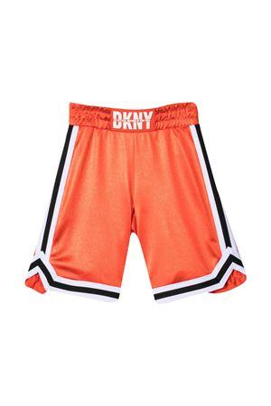 Shorts sportivi con stampa Dkny kids DKNY KIDS | 5 | D24737982