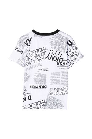 T-shirt bianca Dkny Kids DKNY KIDS | 8 | D25D30N50
