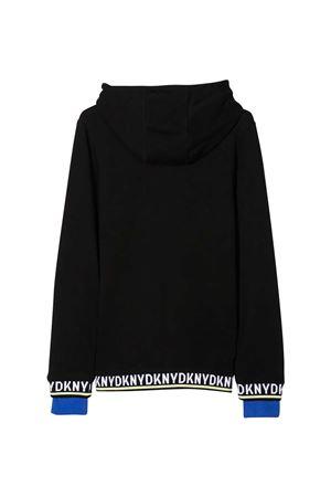 Black teen Dkny Kids sweatshirt  DKNY KIDS | 39 | D25D3609BT